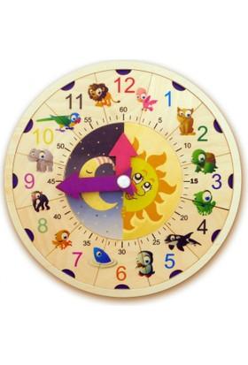 Purupa Çocuklara Özel Eğitici Saat
