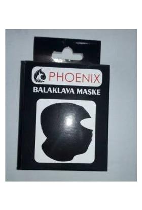 PRC Balaklava (Kar Maskesi) Phoenix Siyah