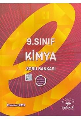 Endemik Yayınları 9. Sınıf Kimya Soru Bankası