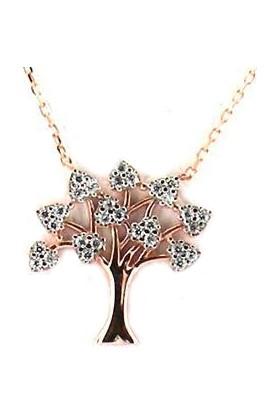 Choice Silver Hayat Ağacı Kolye