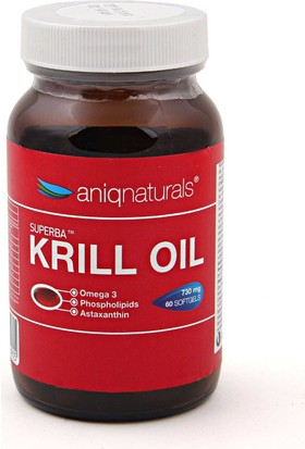 Superba Krill Oil 730 Mg X 60 Capsül Skt: 07/2019