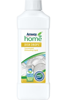 Amway Dısh Drops Konsantre Sıvı Bulaşık Deterjanı