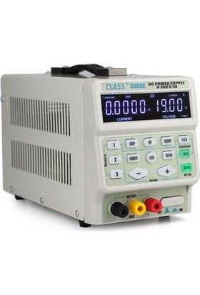 Class 3005D 0-30V 0-5A Dc Güç Kaynağı Power Supply