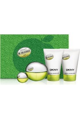 Dkny Be Delicious Essential Kadın Parfüm Vücut Bakım Set