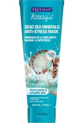 Freeman Dead Sea Minerals Facial Anti Stress Mask 175Ml