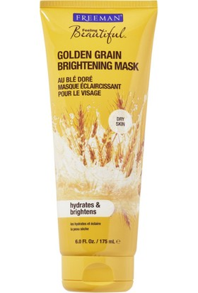 Freeman Golden Grain Facial Brightening Mask 150 Ml-Buğdaylı Yüz