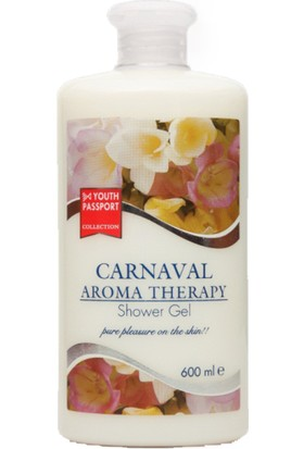 Youth Passport Shower Gel 600 Ml Carnaval Aroma Therapy