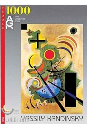 Ricordi Arte Kandinsky Standhaftes Grün