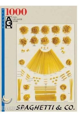 Ricordi Arte Makarna Spaghetti Co