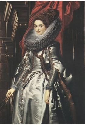 Ricordi Edition Brigida Spinola Doria'Nın Portresi Ritratto Di Brigida Spinola Doria Peter Paul Rubens