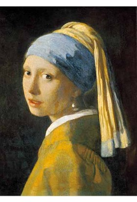 Ricordi Edition The Girl With A Pearl Earing Vermeer