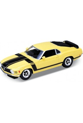 Welly 1:241970 Ford Mustang Boss 302