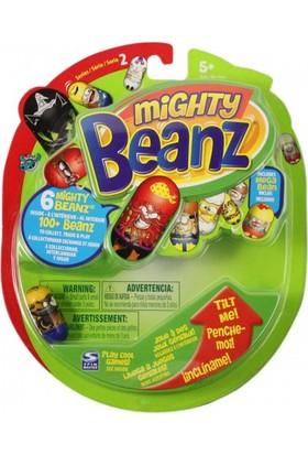 Mighty Beanz Altılı Paket