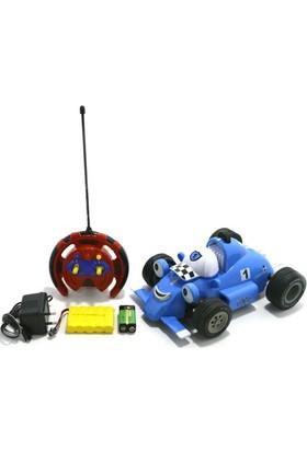 Toysetoys Kumandalı Sevimli Formula Arabası