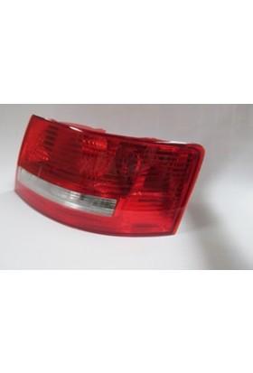 Ypc Audi A6- 05/09 Stop Lambası R Kırmızı/Beyaz/Ledsiz (Famella)
