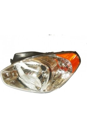 Ypc Hyundai Accent- Era- 06/09 Far Lambası L Elektrikli/Motorsuz (Sarı Sinyalli) (Famella)