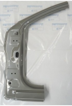 Ypc Hyundai Accent- Era- 06/12 Ön Direk L Tavana Kadar Gri Boyalı