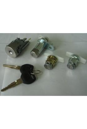 Ypc Honda Accord- 90/93 Kontak (3Lü) (Kontak/Kapı/Bagaj)