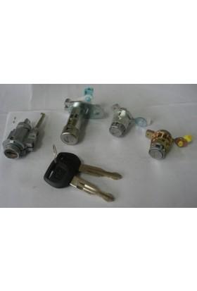 Ypc Honda Accord- 99/00 Kontak (3Lü) (Kontak/Kapı/Bagaj)