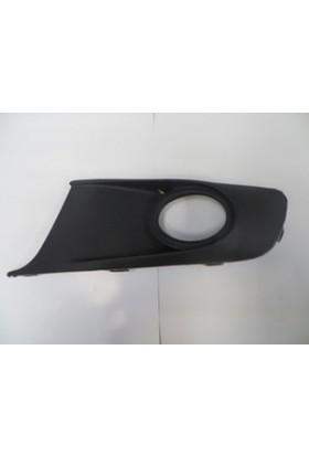 Ypc Volkswagen Caddy- 11/15 Sis Lamba Kapağı L Sis Delikli Pütürlü/Siyah