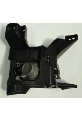 Ypc Honda City- 09/12 Sis Lambası R Çerçeveli Bağlantı Braketi İle Birlikte Ampüllü (Famella)