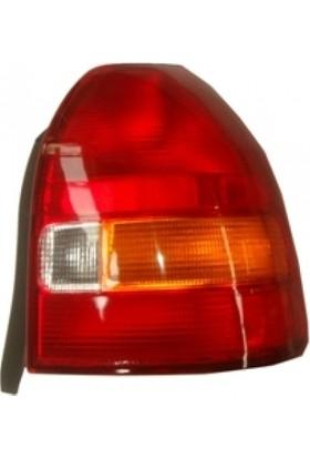 Ypc Honda Civic- Hb- 96/98 Stop Lambası R Sarı/Kırmızı (Dikey Tip) (3Kapı) (Eagle Eyes)