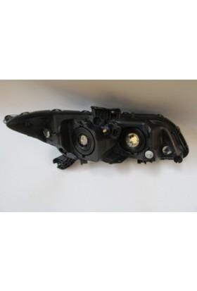 Ypc Honda Civic- Sd- 12/14 Far Lambası L Elektrikli/Motorlu/Mercekli (Famella)
