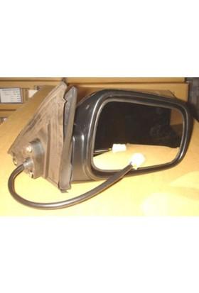 Ypc Honda Civic- Sd- 88/91 Kapı Aynası R Elektrikli/Siyah 3Fişli (4Kapı) (Famella)