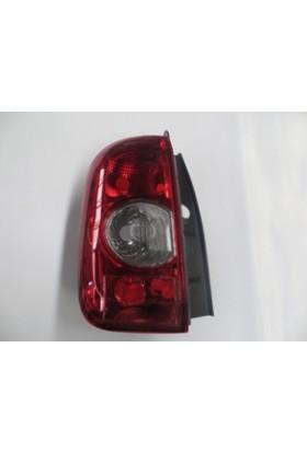 Ypc Dacia Duster- 10/14 Stop Lambası R Kırmızı/Beyaz (Famella)