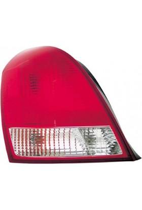 Ypc Hyundai Elantra- 02/03 Stop Lambası L Kırmızı/Beyaz (Tyc)