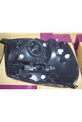 Ypc Chevrolet Equınox- 05/06 Far Lambası R Manuel Sarı Reflektörlü (Eagle Eyes)