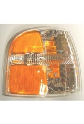 Ypc Ford Explorer- 04/05 Ön Sinyal R Beyaz (Sarı Reflektörlü) (Eagle Eyes)