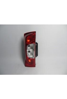 Ypc Fiat Fiorino- 08/16 Stop Lambası L Kırmızı/Beyaz (Bagaj Kapağı Yukarıya Açılan Tip) (Famella)