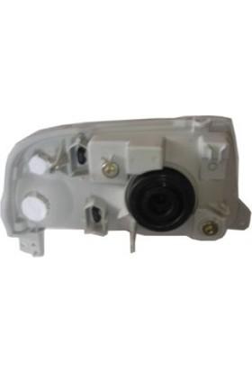 Ypc Suzuki Grand Vitara- 02/06 Far Lambası L Manuel (İç Aynası Nikelajlı)(Famella)
