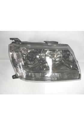 Ypc Suzuki Grand Vitara- 06/15 Far Lambası R Manuel/Elektrikli/Motorsuz Mercekli (Famella)