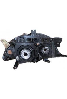 Ypc Mitsubishi L200- Pick Up- 10/15 Far Lambası R Elektrikli/Motorlu/Mercekli (Koto)