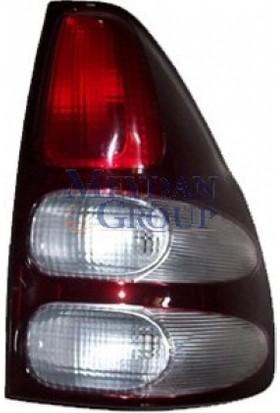 Ypc Toyota Landcruiser- Prado- 03/09 Stop Lambası R Kırmızı/Beyaz/Beyaz (Famella)