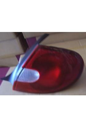 Ypc Dodge Neon- 00/02 Stop Lambası R Kırmızı/Beyaz (Tyc)