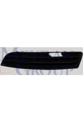 Ypc Volkswagen Passat- B6- 05/10 Sis Lamba Kapağı R Siyah Sis Deliksiz