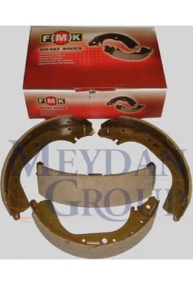 Ypc Nissan Pick Up- Nd22- 03/12 Arka Fren Pabucu Kalın Tip 4X4 (5Li)(147,50X60) (Fmk)