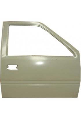 Ypc Isuzu Tfr Pick Up- 90/97 Ön Kapı Sacı R Ayna Delikli (Direkli) (Gri Boyalı)