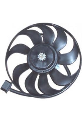 Ypc Seat Toledo- 99/05 Klima Fanı Motorlu (9 Kanat)(Bosch Tipi)