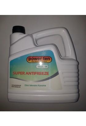 Powerten Yeşil 3 lt Antifiriz
