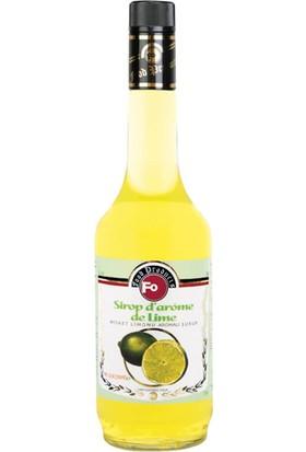 Fo Kokteyl Şurupları Misket Limonu