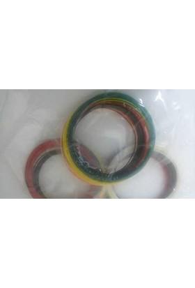 eSun Pla 6x5m 6 Renk 1.75mm 3B Yazıcı Filament