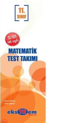 Ekstrem Yayınları 11.Sınıf Matematik Çek Kopar Yaprak Test Takımı