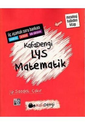 Kafa Dengi Yayınları Lys Matematik Üç Aşamalı Soru Bankası
