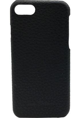Tony Bellucci T301-281 Siyah Apple iPhone 7 Deri Kapak