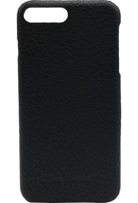 Tony Bellucci T301-281 Siyah Apple iPhone 7 Plus Deri Kapak