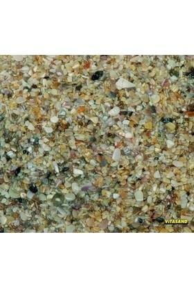 Kanki Pet Akvaryum Midye Kırığı Kum 1 kg